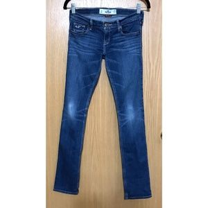 Hollister SoCal Stretch Low Rise Stretch Jeans 1R